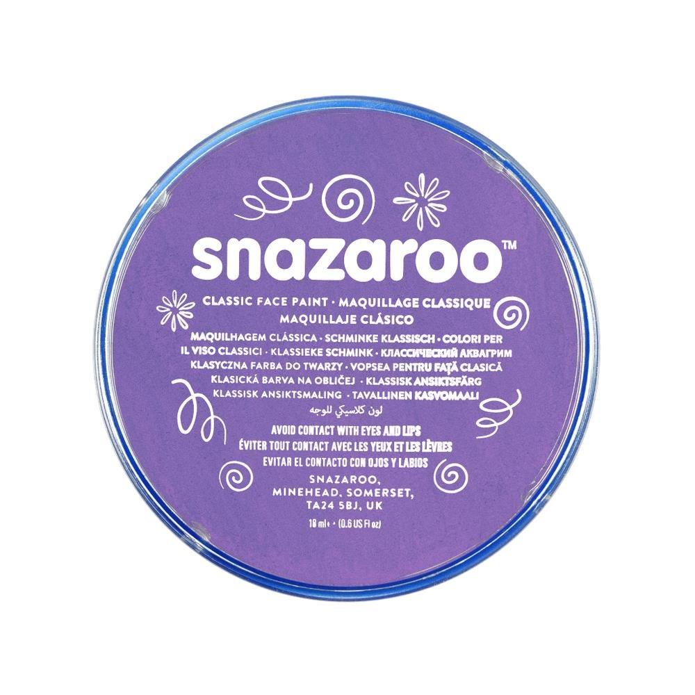 Snazaroo Face Paint, Lilac