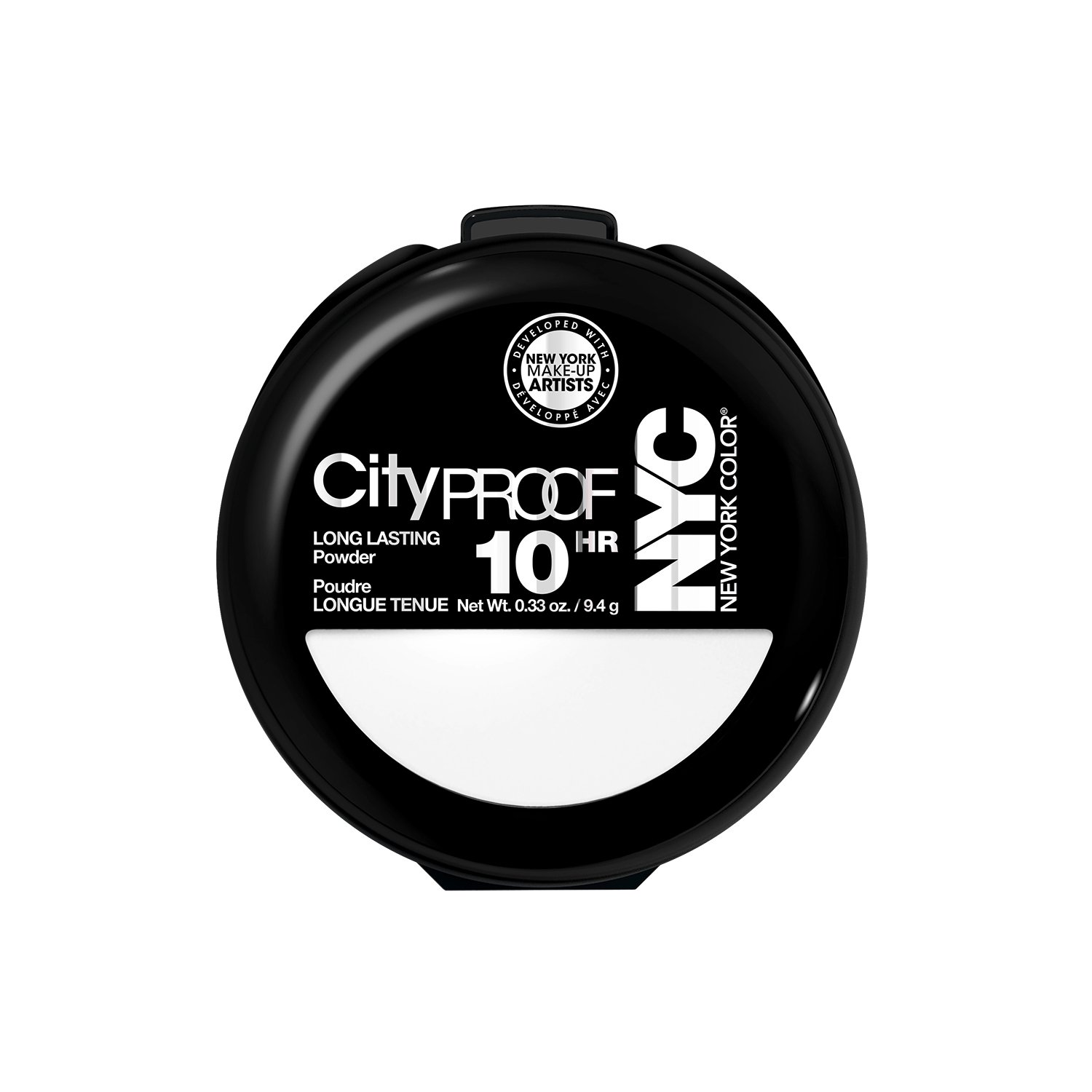 N.Y.C. New York Color Smooth Skin Pressed Face Powder, Translucent, 0.33 Ounce Coty 27333241701