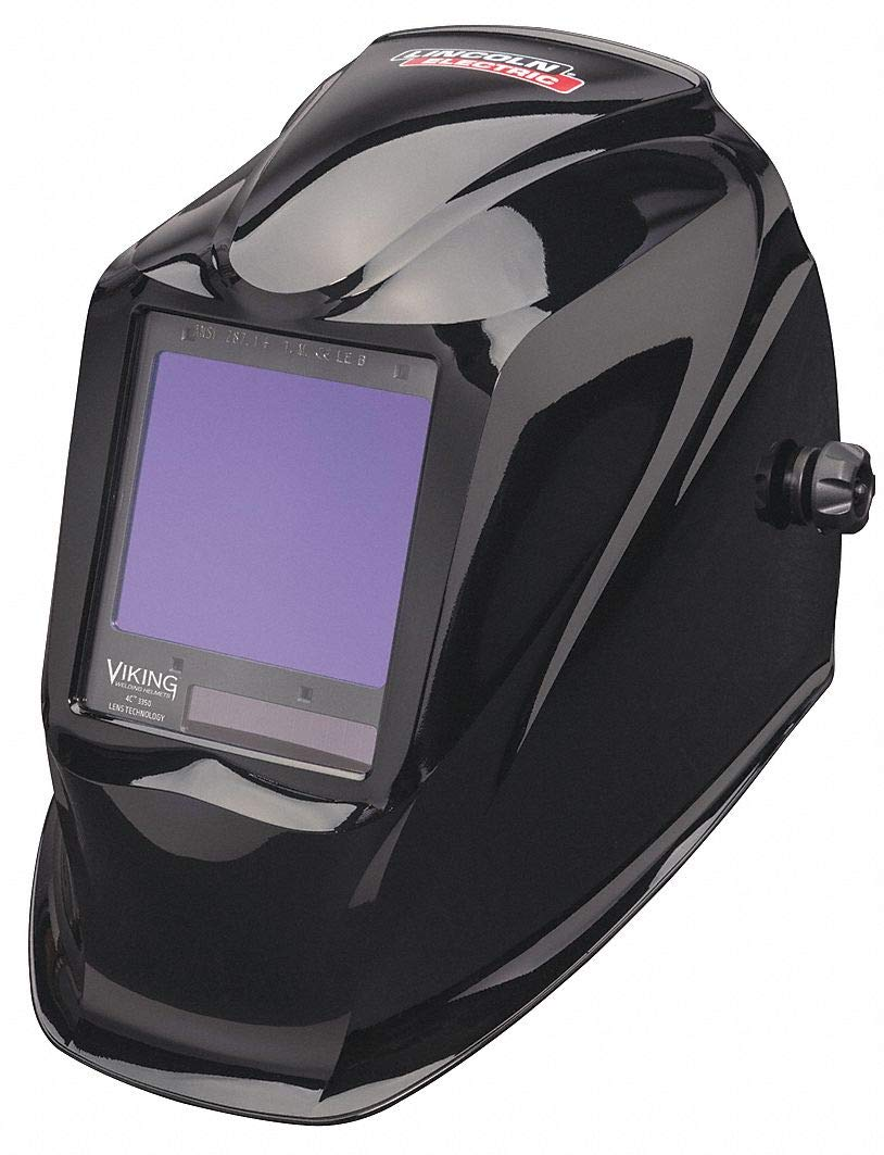 Lincoln Electric K3034-4 VIKING 3350 Welding Helmet, Black by Lincoln Electric
