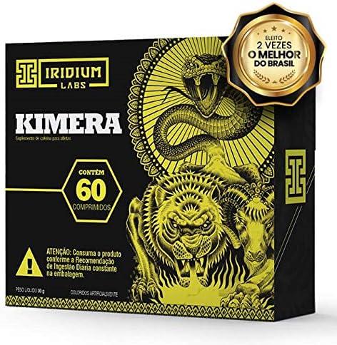 Kimera Thermo - 60 Comps por Iridium Labs