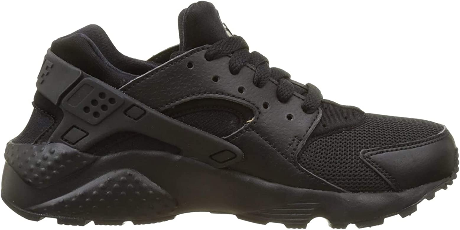 Nike Boys Huarache Run (GS) Shoe, Zapatillas Unisex Niños, Negro (Black/Black-Black 016), 35.5 EU: Amazon.es: Zapatos y complementos