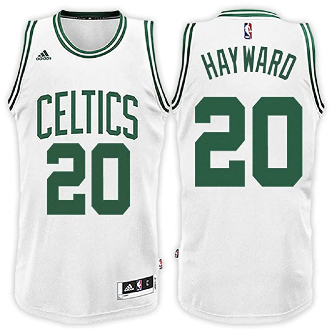 best sneakers d2227 131dd Amazon.com: NIKE NBA Boston Celtics Gordon Hayward Swingman ...