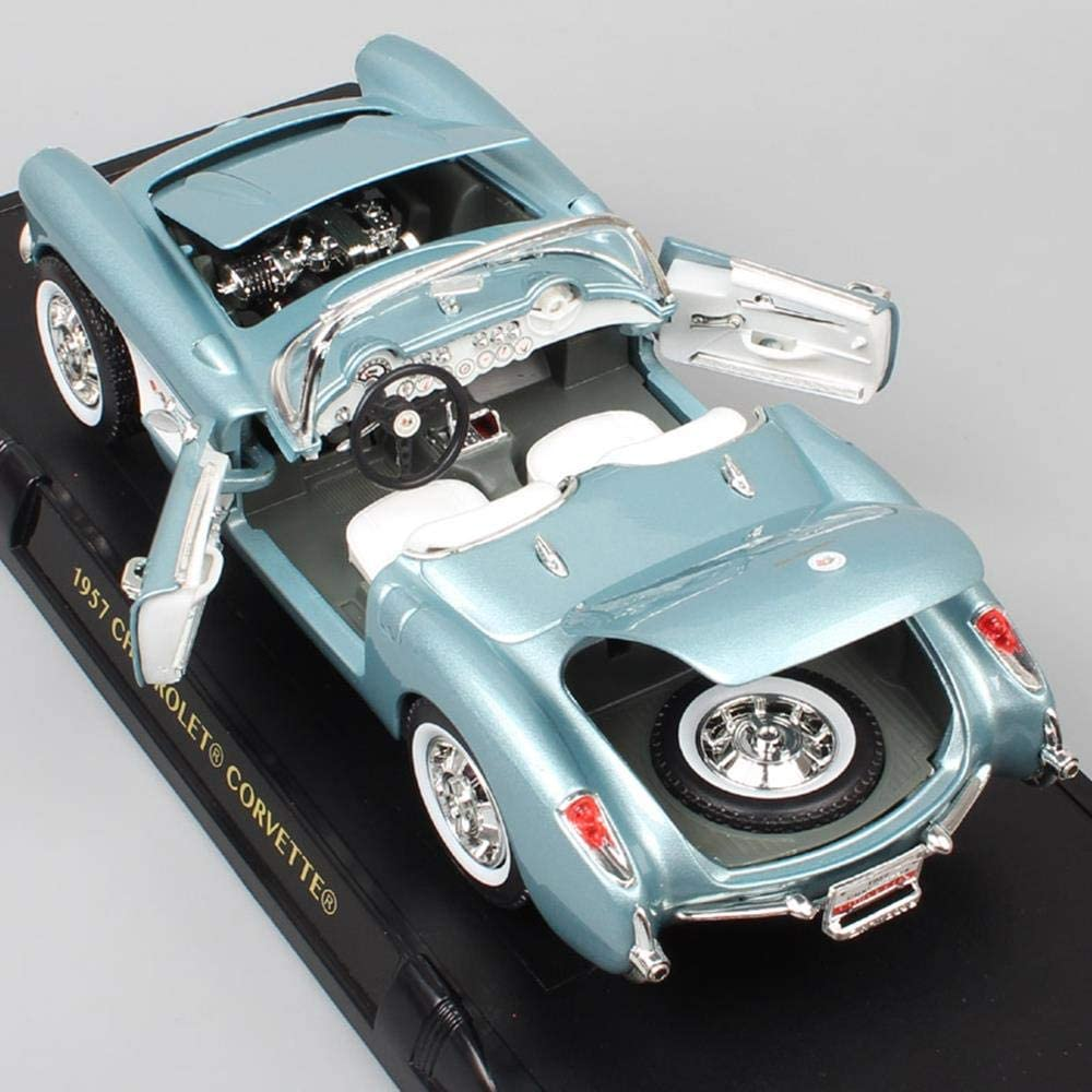 QLRL 1//18 Parkway Signature Classic Car Chevrolet Metal Die Casting And Car Scale Mini Car Model