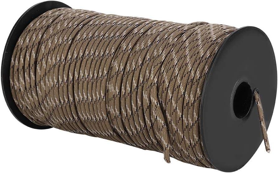 Vbest life Cuerda de Escalada Inicio Cuerda de Escape de Emergencia contra Incendios Cuerda Multifuncional Cuerda de Seguridad para Senderismo Espeleolog/ía Camping Rescate Protecci/ón