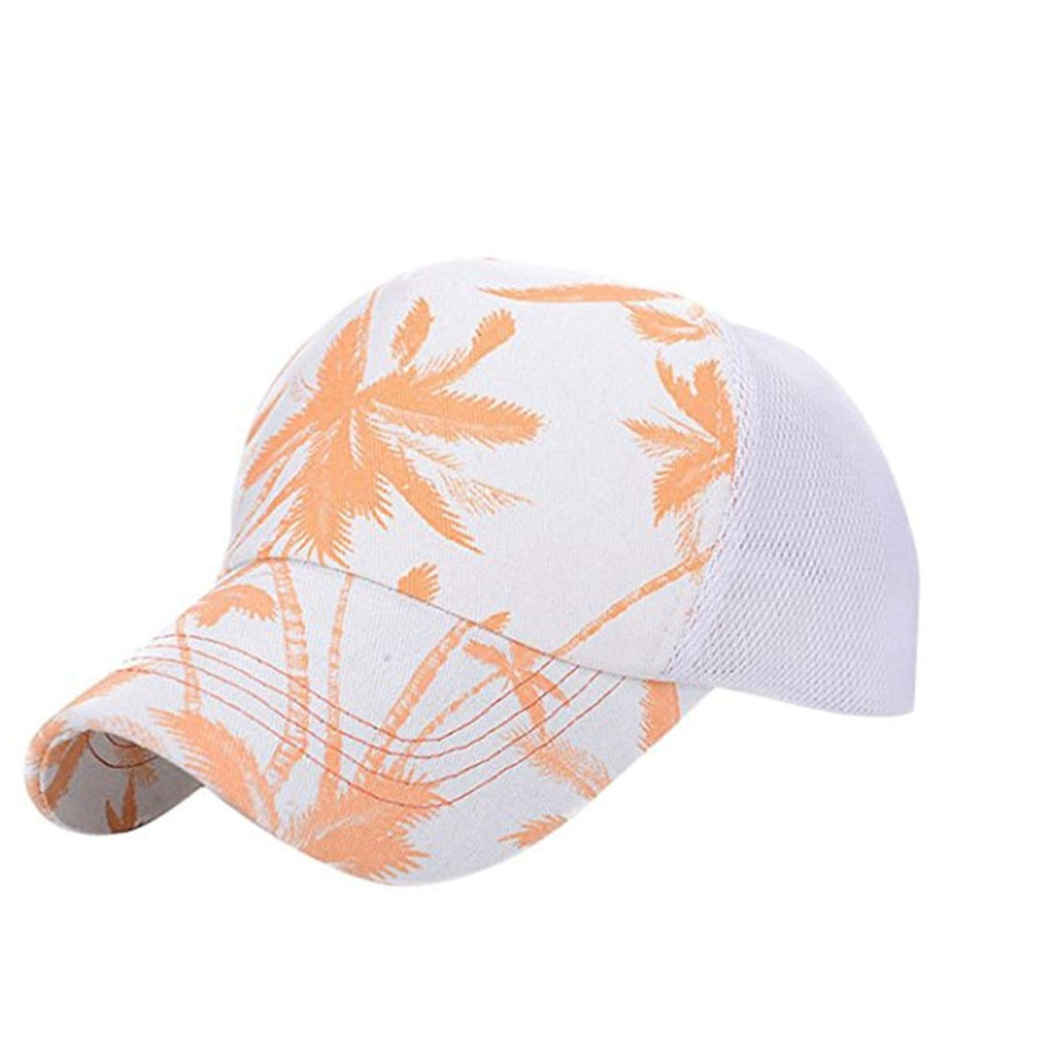 Vogue Baseball Cap for Women Color Print Sunscreen Baseball Cap Girls Cycling Duck Tongue Sun Hat Hip Hop hat