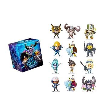 Cute But Deadly Series 2 figures caja de 12 contiene - Entrega de cohetes (dentro de 7 días): Amazon.es: Juguetes y juegos