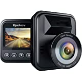 Byakov Dash Cam, 1080P Dash Camera for Cars with 170° Wide Angle, Car Camera with Night Vision, WDR, G-Sensor, Parking…
