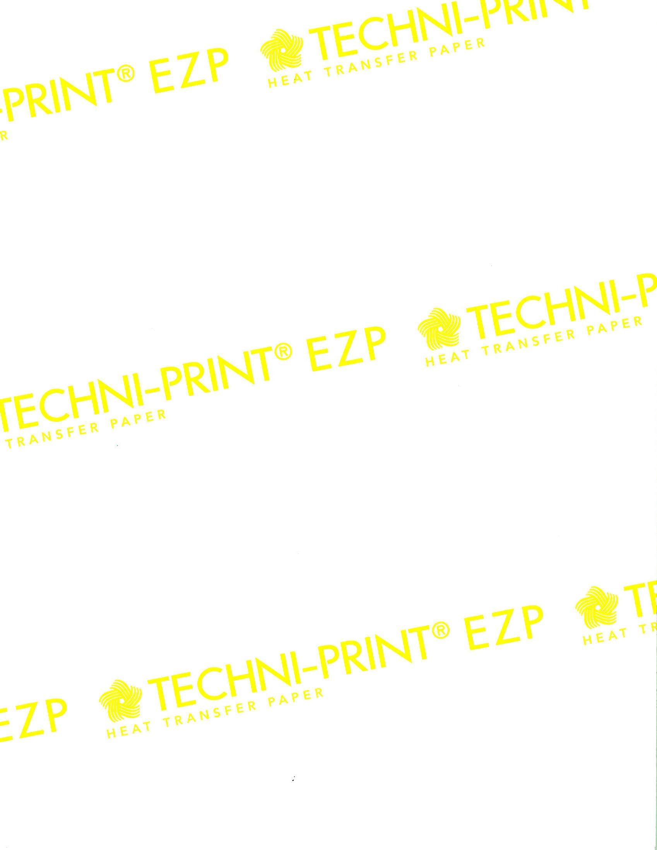 IMAGE CLIP Laser Light Heat Transfer Paper 8.5x11 (50 Sheets)