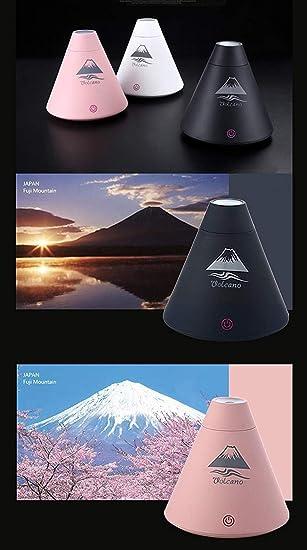 Volcán Forma humidificadores ultrasónicos purificadores de aire de ...
