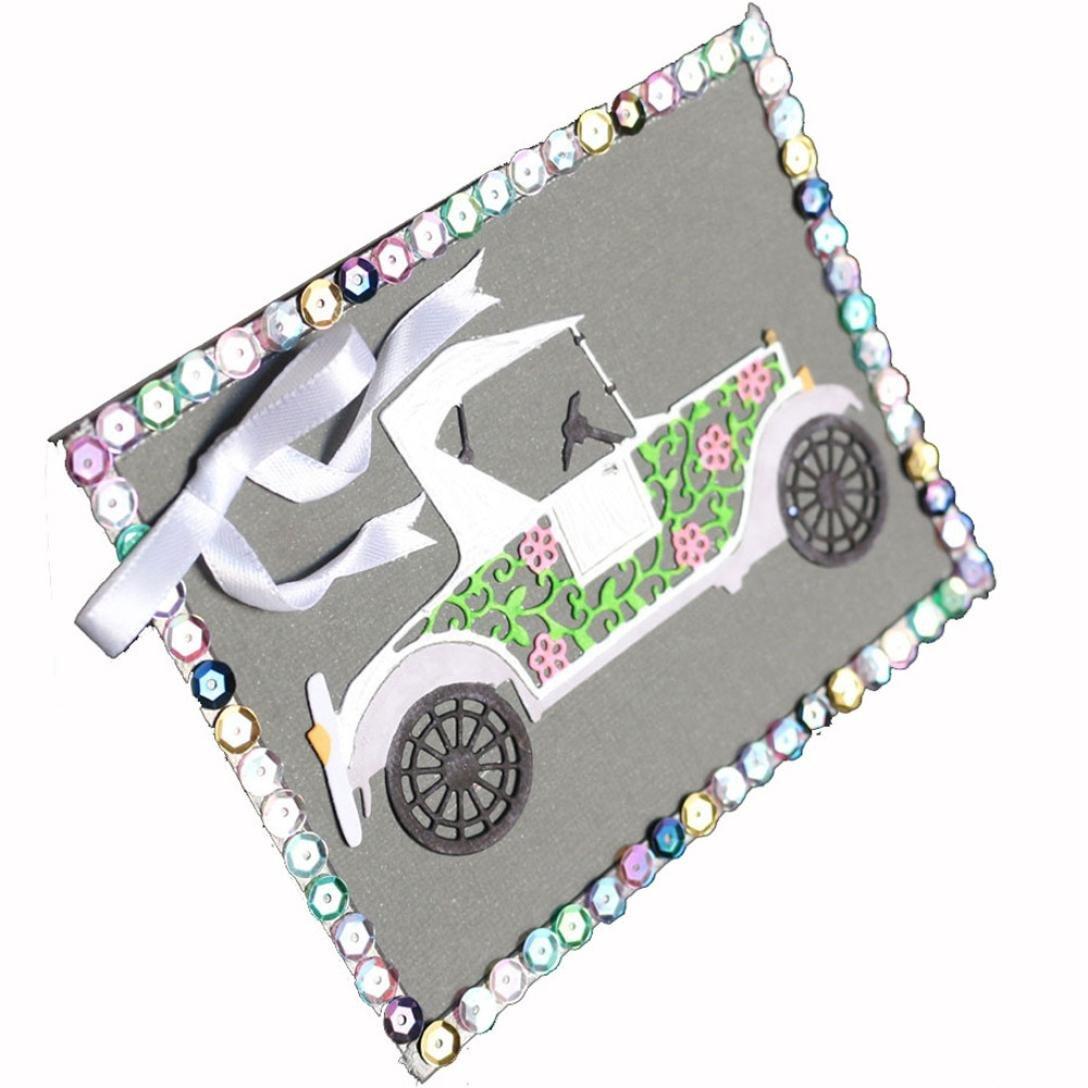 Staron Metal Cutting Dies Lace Flower Card Making Wedding Gift Die ...
