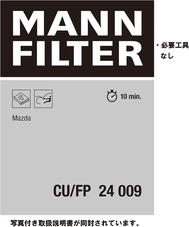 Mann Filter Fp 24 009 Heater Auto