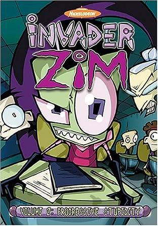 amazon com invader zim progressive stupidity vol 2 andy