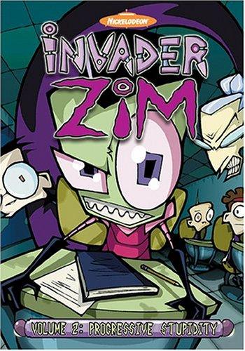 Zims Head - Invader ZIM - Progressive Stupidity (Vol. 2)