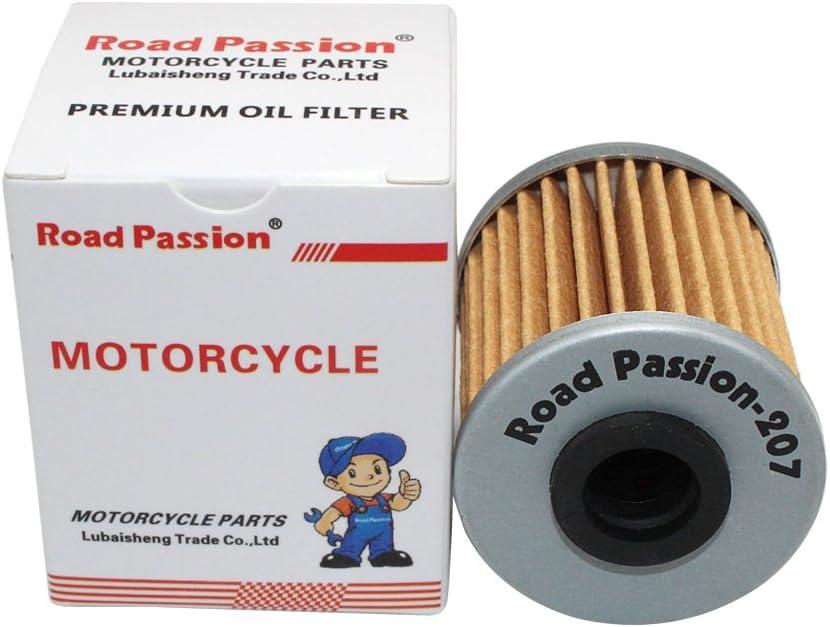 Road Passion Filtre /à lhuile pour SUZUKI FL125 SDW ADDRESS 250 2007-2009