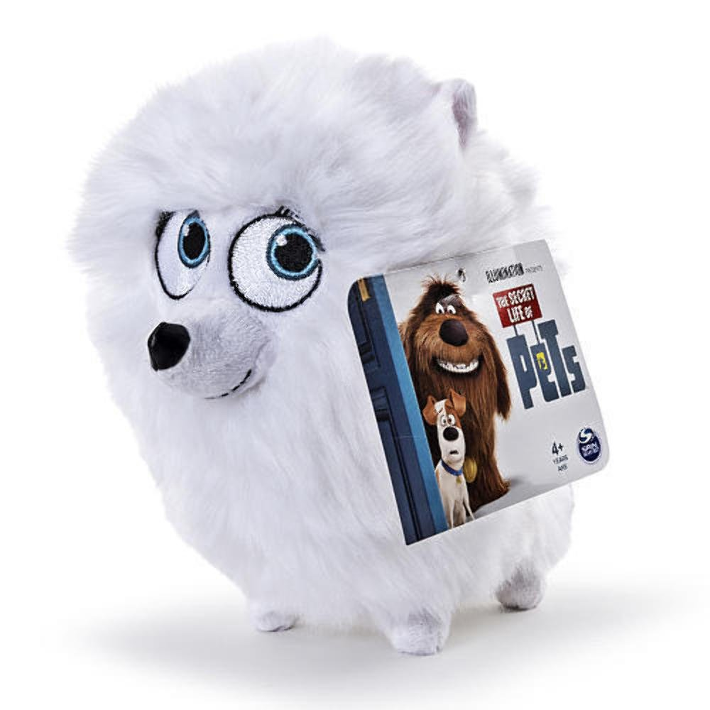 The Secret Life of Pets Movie Collectible Plush Buddy Gidget by Illumination Entertainment