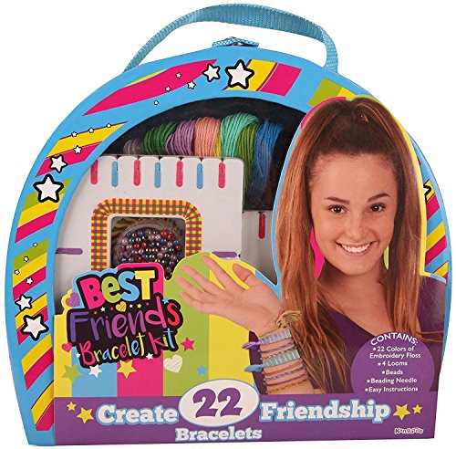 Kangaroo's Girls Toys; Make Your Own Friendship Bracelets; Friendship Bracelet Maker