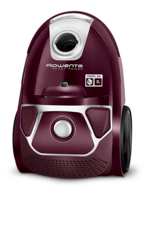 Rowenta Compact Power Morado RO3969EA - Aspirador trineo con bolsa ...