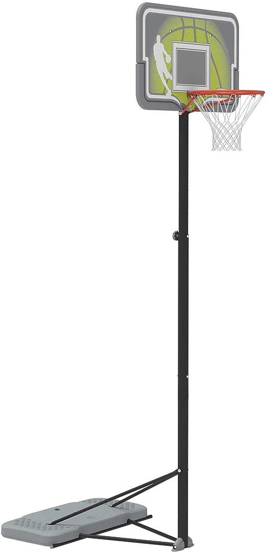 Amazon.com : Lifetime 90992 Adjustable Portable Basketball Hoop, 44-Inch Impact Backboard : Sports & Outdoors