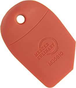 Mercer Culinary Silicone 45 Degree Angle Plating Wedge