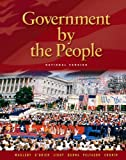 Government by the People - National Version, Peltason, Jack and Cronin, Thomas E., 0131921592