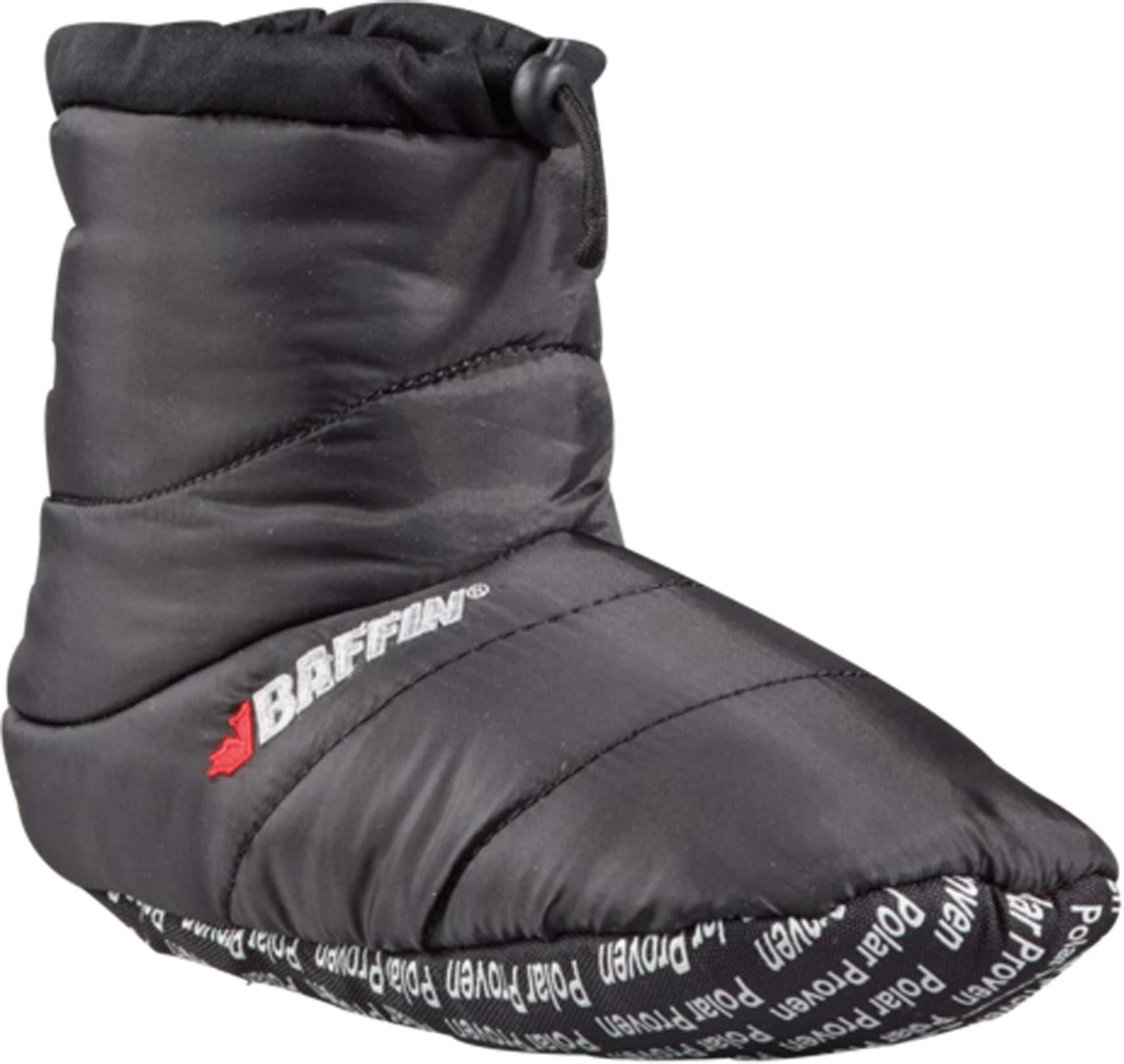 Baffin 61300000 Kid's Cush Booty Boot, Charcoal - YS