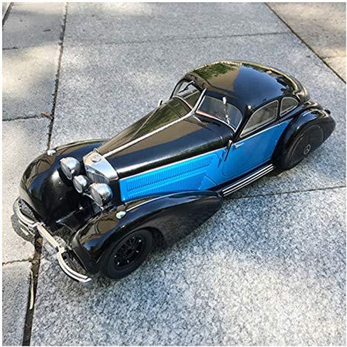 bienvenido a comprar azul azul azul JXJJD Modelo De Coche Clásico, Modelo De Coche 1 18, Opcional (Color   azul)  edición limitada
