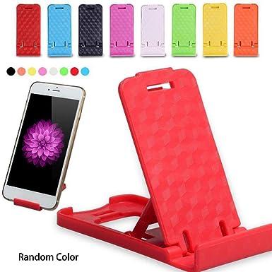 kouye Unisex Creative Lazy Phone General Folding Bracket Foldstand Stands