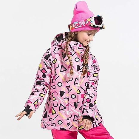 Chaqueta de esquí con capucha y traje de nieve ais Ropa de ...