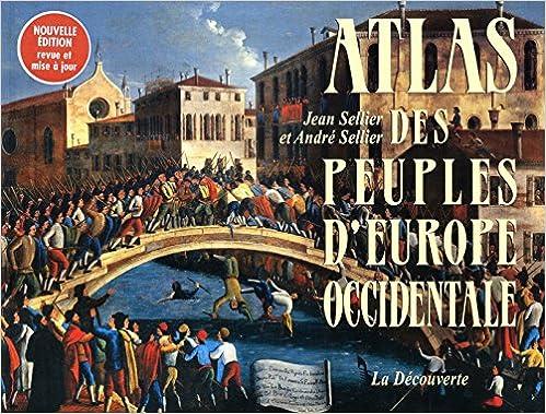 Livre Atlas des peuples d'Europe occidentale epub, pdf