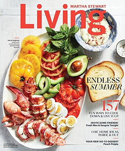 Magazines : Martha Stewart Living