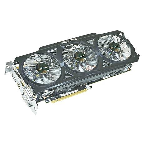 Gigabyte GV-N760OC-2GD GeForce GTX 760 2GB GDDR5 - Tarjeta ...