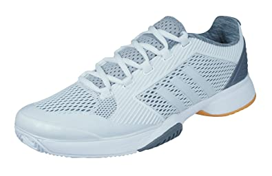 new style 58238 3786c adidas Stella McCartney aSMC Barricade 2016 Womens Tennis Sneakers-White -10.5