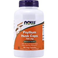 NOW Supplements, Psyllium Husk Caps