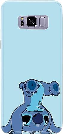 Carcasa para Samsung Galaxy S8 Lilo and Stitch Ohana Cute Sweet Disney 20 Diseños: Amazon.es: Electrónica