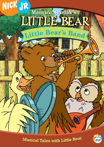 little bear dvd collection - 5
