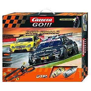 DTM Finals Rennbahn Starter Set Carrera Go!!! 2013