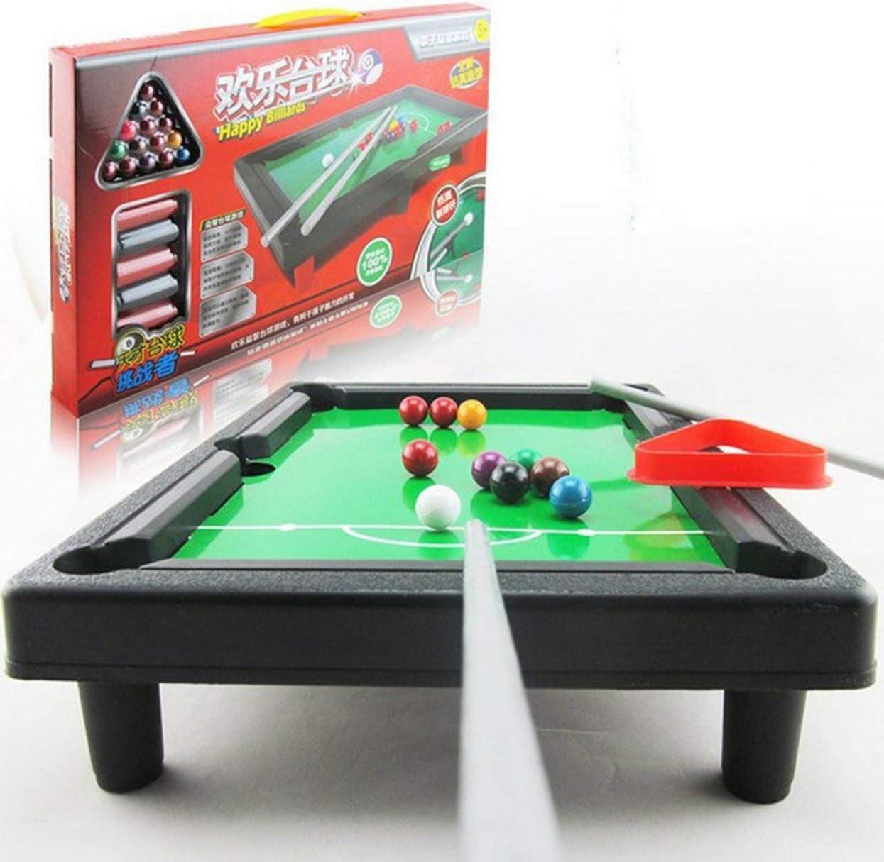 ShenyKan Mini American Billiard Pool Room Juegos de mesa Juguetes ...