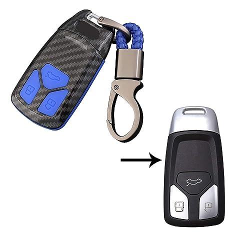 Amazon.com: Sakali - Carcasa para llave de entrada sin llave ...