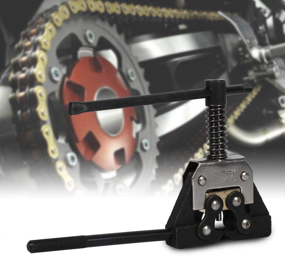 Rimozione del separatore di rottura della catena 420-530 Strumenti di rivettatura del passo Motociclo ATV
