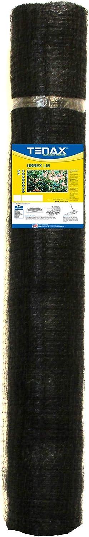 TENAX Ornex LM Bird Netting 14 x 100 Black