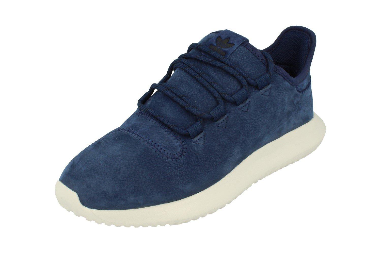 Adidas Originals Tubular Shadow Shoes B078PMVFXN 7.5 D(M) US|Dark Blue Black White Bb6870