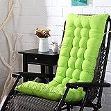 Newly Deck Chair Cushion Comfy Patio Backyard Garden Seat Pad Tufted Mattress US