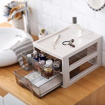 Wushuang Kosmetik Aufbewahrungsbox Kunststoff Schublade Typ