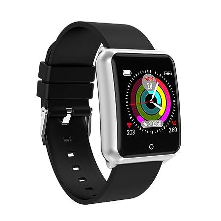 WETERS Fitness Tracker Activity Tracker Watch Heart Rate Monitor Waterproof Multi-Sport Mode Information pushes Blood Pressure Oxygen Sports Bracelet