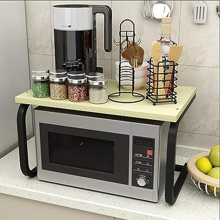 Gjrff Estante de Cocina/Rejilla de Horno de microondas ...