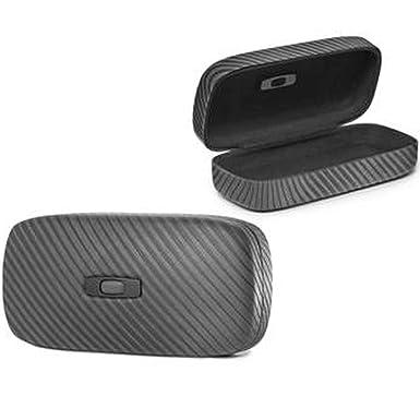 dfaa97f9a7 Oakley Square O Hard Sunglass Case - Graphite  Amazon.in  Clothing    Accessories