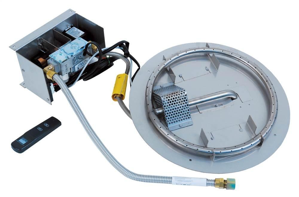 Burner Kit w Electronic Valve (Propane Gas Burner System)