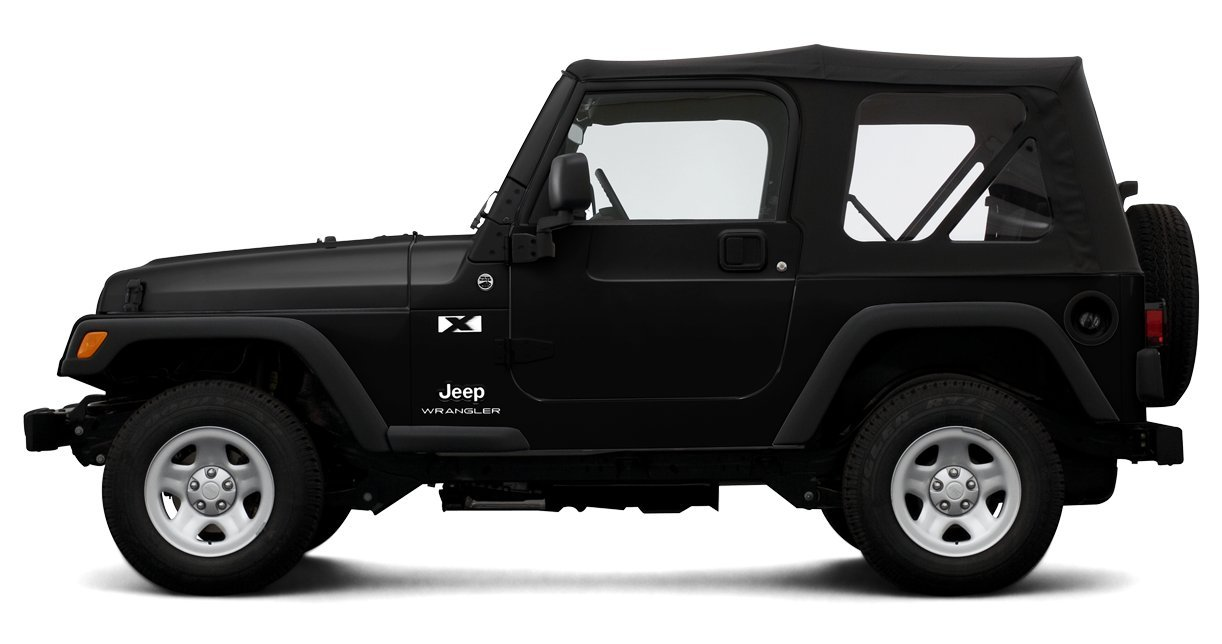 2006 jeep wrangler reviews images and specs vehicles. Black Bedroom Furniture Sets. Home Design Ideas