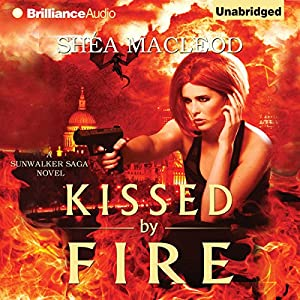 Kissed by Fire Audiobook