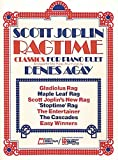 img - for Scott Joplin Ragtime Classics for Piano Duet (one piano, four hands) book / textbook / text book